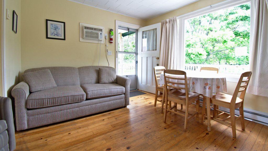 #1 Duplex Cottage - Living Area