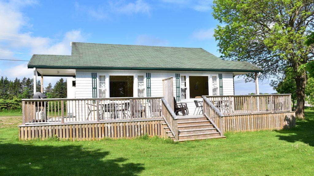 #2 Duplex Cottage - Exterior