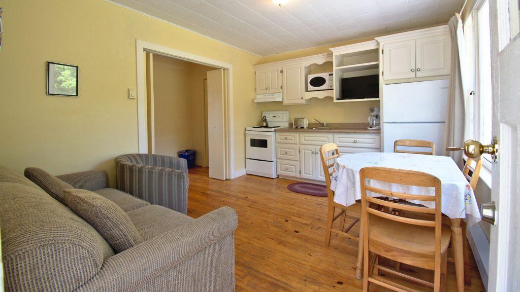 #2 Duplex Cottage - Sitting Area