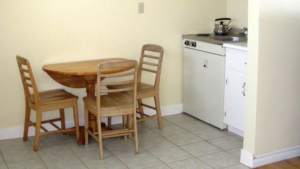 #11 Duplex Cottage - Kitchenette