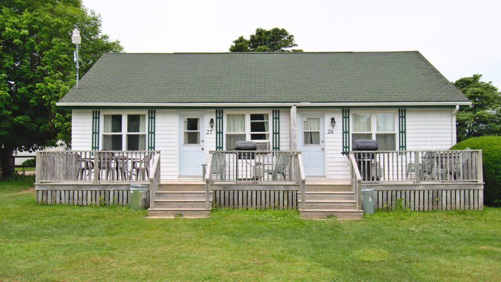 #26 Duplex Cottage - Exterior