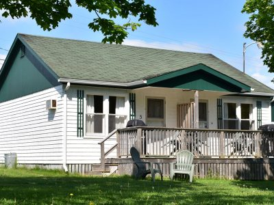 #5 Duplex Cottage - Exterior