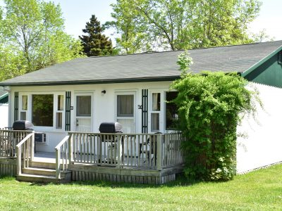 #20 Duplex Cottage - Exterior