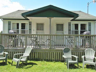 #4 Duplex Cottage - Exterior