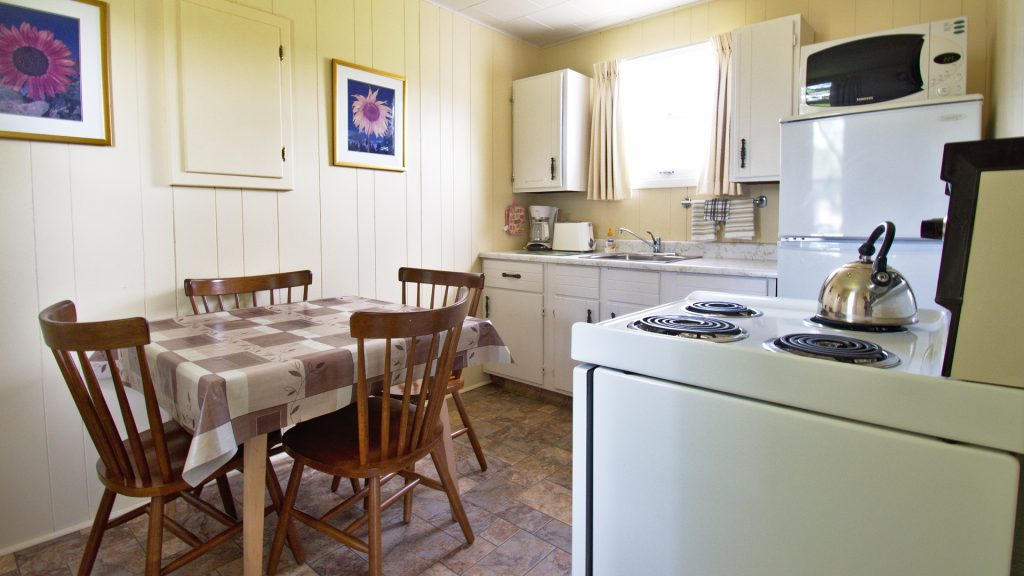#16 Stand-Alone Cottage - Kitchen