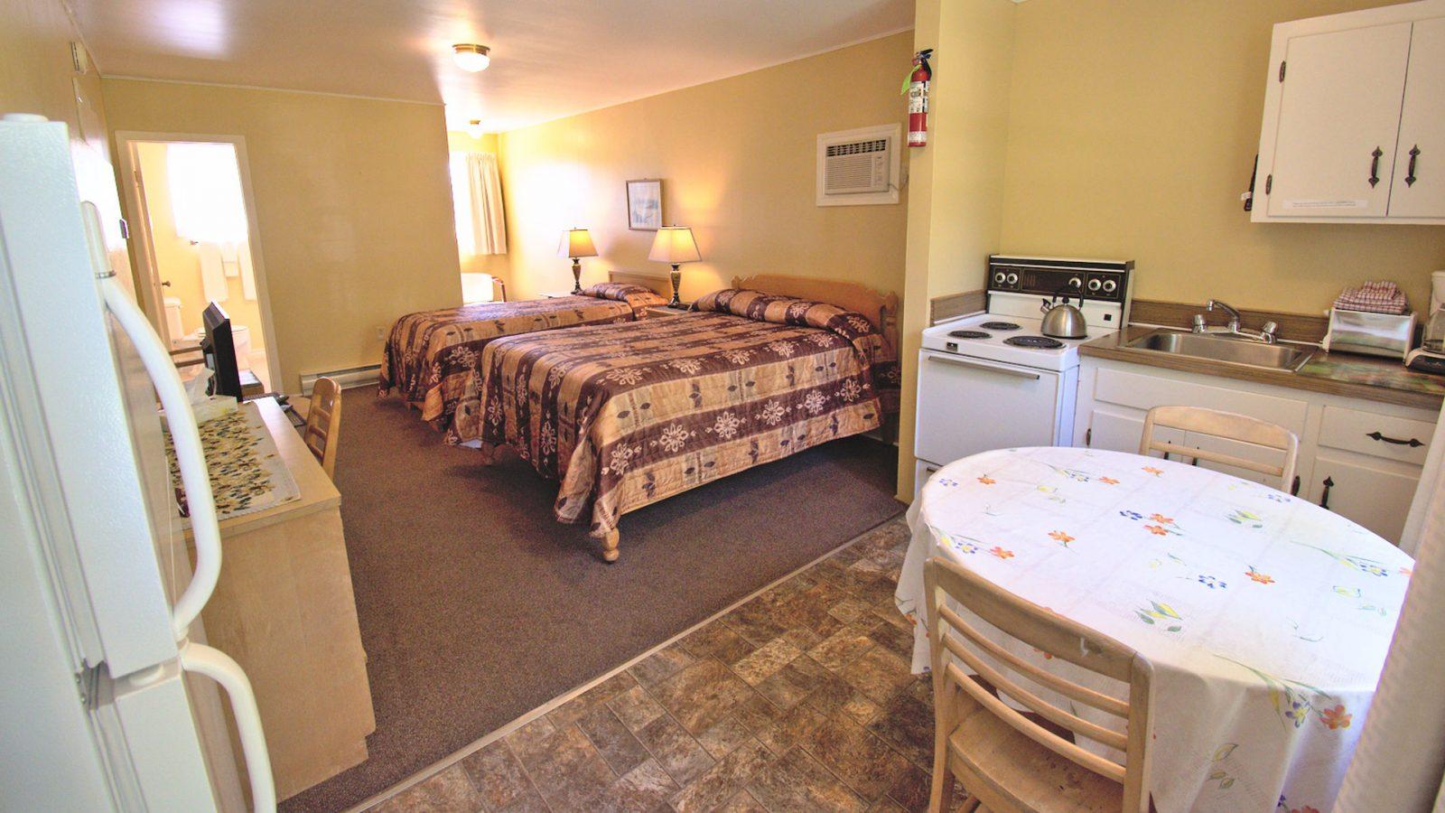 #6 Duplex Cottage - Interior