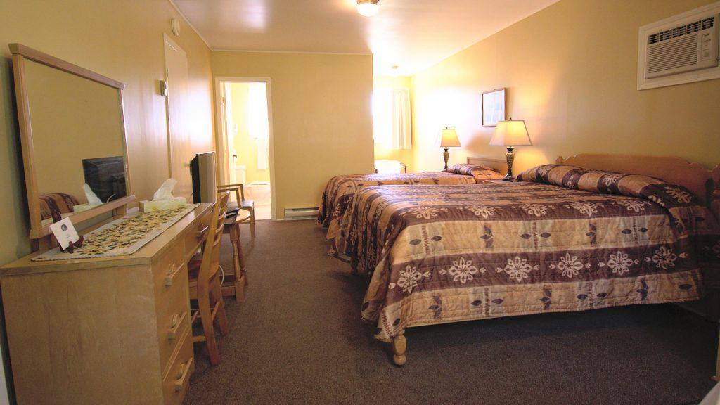 #6 Duplex Cottage - Entrance