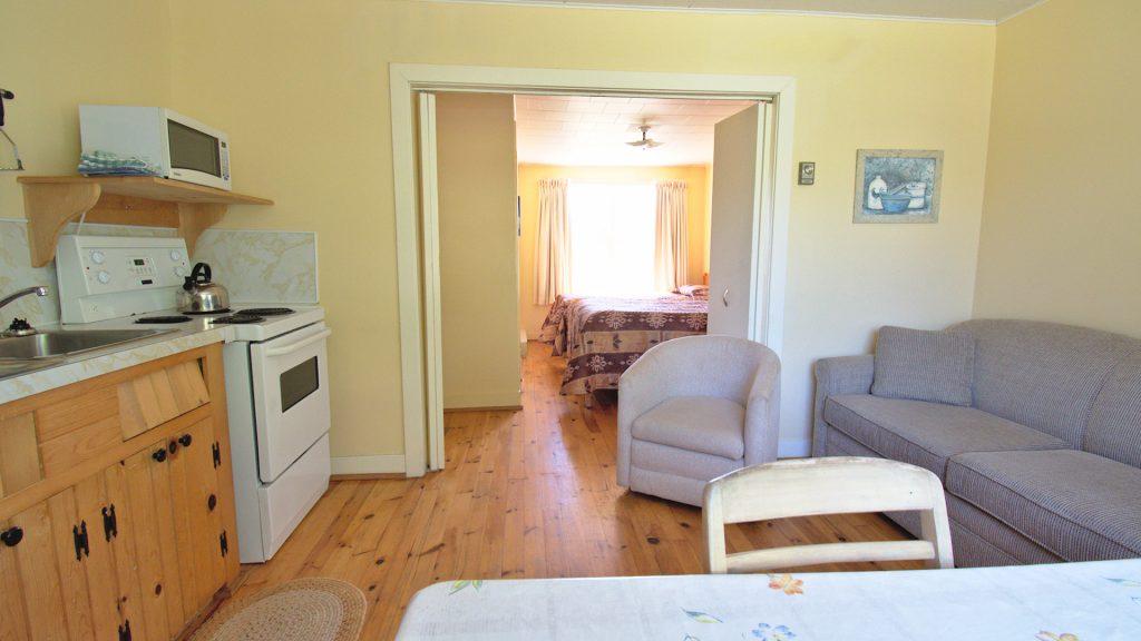 #9 Duplex Cottage - Kitchen | Living Area