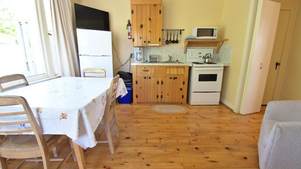 #8 Duplex Cottage - Kitchen | Living Area