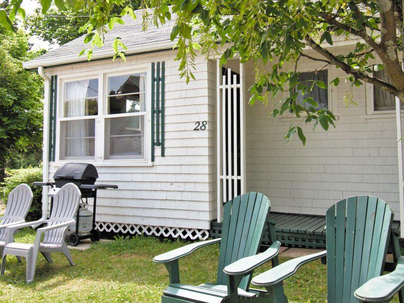 #28 Duplex Cottage - Exterior