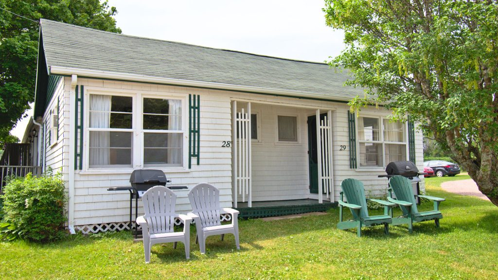 #29 Duplex Cottage - Exterior