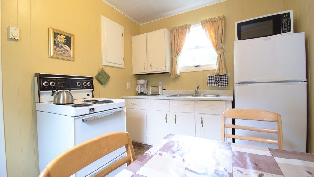 #24 Duplex Cottage - Kitchen