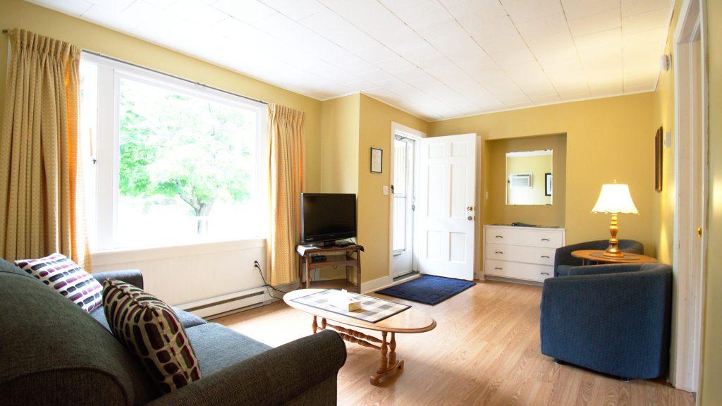 #24 Duplex Cottage - Entrance