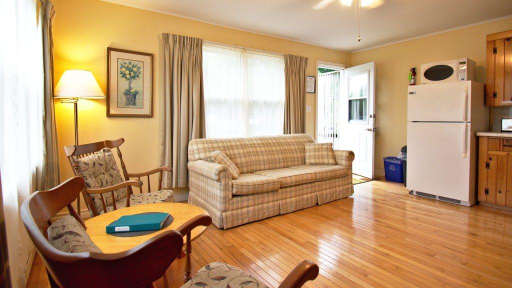 #26 Duplex Cottage - Living Area