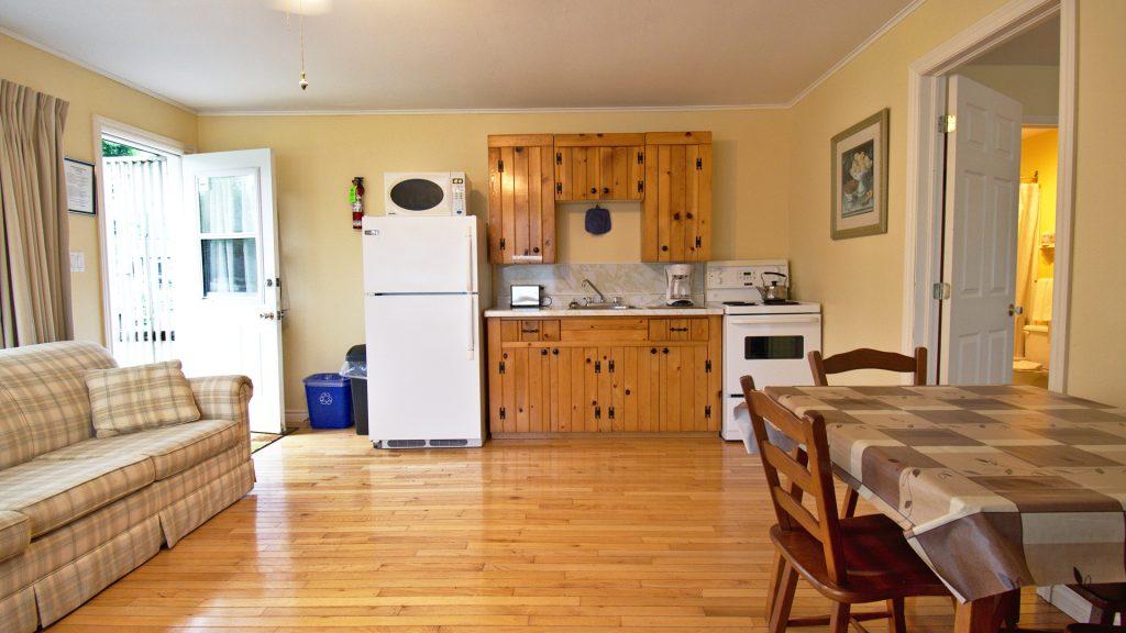 #26 Duplex Cottage - Entrance | Living Area