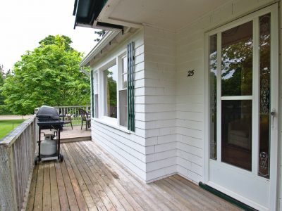 #25 Duplex Cottage - Exterior