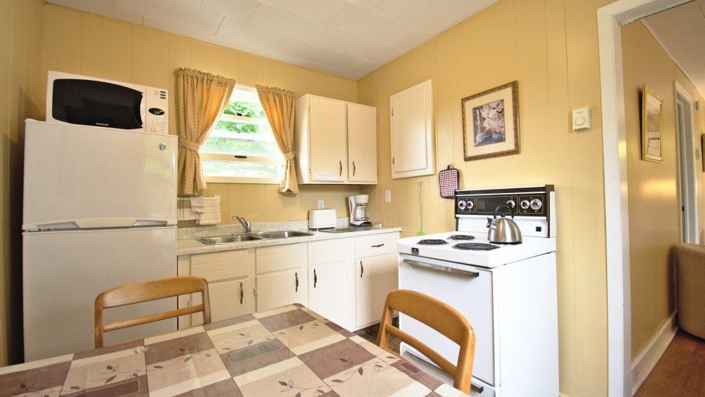 #25 Duplex Cottage - Kitchen