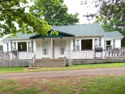 #24 Duplex Cottage - Exterior